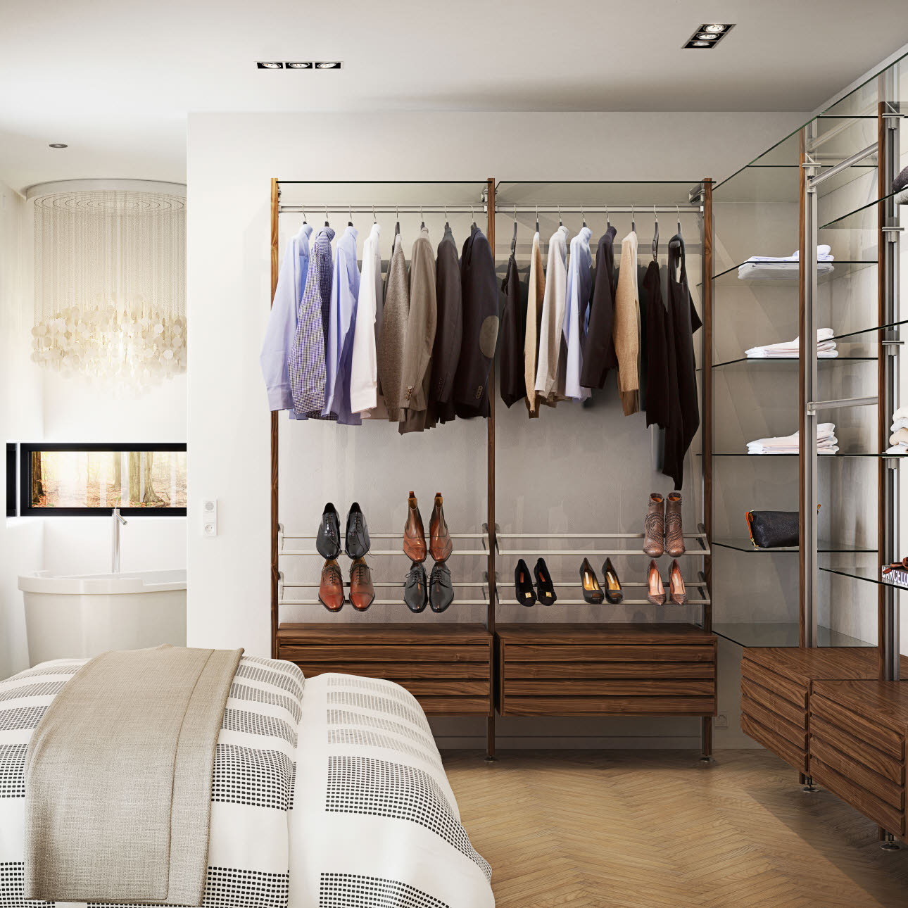 Bedroom Wardrobe Design